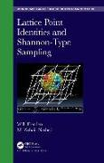 Cover-Bild zu Freeden, Willi: Lattice Point Identities and Shannon-Type Sampling