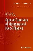 Cover-Bild zu Freeden, Willi: Special Functions of Mathematical (Geo-)Physics