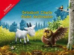 Cover-Bild zu Geissbock Charly findet Heilkräuter von Rhyner, Roger