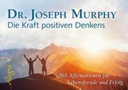 Cover-Bild zu Die Kraft positiven Denkens - Aufsteller von Murphy, Joseph