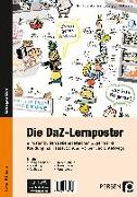 Cover-Bild zu Die DaZ-Lernposter