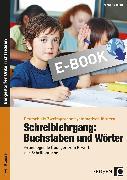 Cover-Bild zu Schreiblehrgang: Buchstaben und Wörter - GS (eBook) von Amberger, Karola