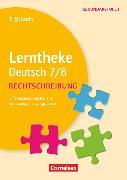 Cover-Bild zu Lerntheke, Deutsch, Rechtschreibung 7/8, Differenzierungsmaterialien für heterogene Lerngruppen, Kopiervorlagen von Lascho, Birgit