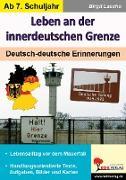 Cover-Bild zu Leben an der innerdeutschen Grenze (eBook) von Lascho, Birgit