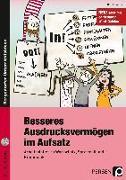 Cover-Bild zu Besseres Ausdrucksvermögen im Aufsatz 8.-10. Kl von Lascho, Birgit