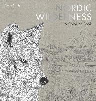 Cover-Bild zu Scully, Claire (Illustr.): Nordic Wilderness: A Coloring Book