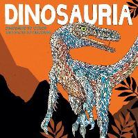 Cover-Bild zu Scully, Claire (Illustr.): Dinosauria: Prehistoric Portraits to Color