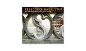Cover-Bild zu Ressource Baukultur von Hauser, Andreas