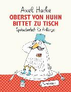 Cover-Bild zu Oberst von Huhn bittet zu Tisch (eBook) von Hacke, Axel