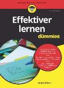 Cover-Bild zu Effektiver Lernen für Dummies von Ebbert, Birgit