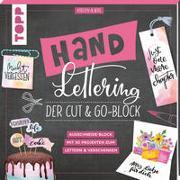Cover-Bild zu Handlettering. Der Cut & Go-Block von Albers, Kirsten