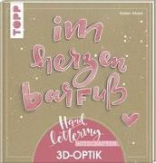 Cover-Bild zu Handlettering-Botschaften. 3D-Optik von Albers, Kirsten