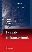 Cover-Bild zu Speech Enhancement (eBook) von Benesty, Jacob