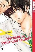 Cover-Bild zu Verliebt in Prinz und Teufel? 01 (eBook) von Makino