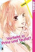 Cover-Bild zu Verliebt in Prinz und Teufel? 03 (eBook) von Makino
