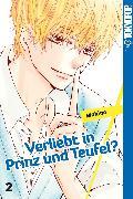 Cover-Bild zu Verliebt in Prinz und Teufel? 02 (eBook) von Makino