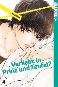 Cover-Bild zu Verliebt in Prinz und Teufel? 04 (eBook) von Makino