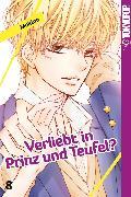 Cover-Bild zu Verliebt in Prinz und Teufel? 08 (eBook) von Makino