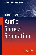 Cover-Bild zu Audio Source Separation (eBook) von Makino, Shoji (Hrsg.)