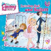 Cover-Bild zu Prinzessin Emmy - Folge 10: Zwischen Ball und Ballett (Audio Download) von Bingenheimer, Gabriele
