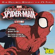 Cover-Bild zu Disney / Marvel - Der ultimative Spider-Man - Folge 13 (Audio Download) von Bingenheimer, Gabriele