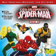 Cover-Bild zu Marvel - Der ultimative Spiderman - Folge 10 (Audio Download) von Bingenheimer, Gabriele
