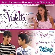 Cover-Bild zu Violetta - Folge 19 + 20 (Audio Download) von Wiegand, Katrin