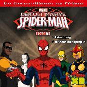Cover-Bild zu Marvel - Der ultimative Spiderman - Folge 7 (Audio Download) von Bingenheimer, Gabriele