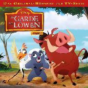 Cover-Bild zu Disney / Die Garde der Löwen - Folge 1: Makuu, der neue Anführer/ Banga, der Weise (Audio Download) von Arnold, Cornelia