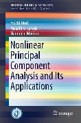 Cover-Bild zu Nonlinear Principal Component Analysis and Its Applications (eBook) von Makino, Naomichi