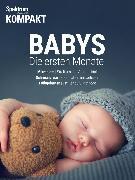 Cover-Bild zu Spektrum Kompakt - Babys (eBook) von Wissenschaft, Spektrum der