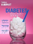 Cover-Bild zu Spektrum Kompakt - Diabetes (eBook)