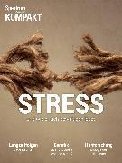 Cover-Bild zu Spektrum Kompakt - Stress (eBook)