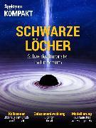 Cover-Bild zu Spektrum Kompakt - Schwarze Löcher (eBook)