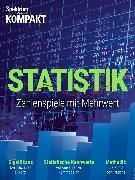 Cover-Bild zu Spektrum Kompakt - Statistik (eBook)