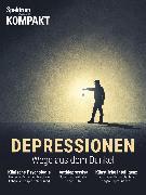 Cover-Bild zu Spektrum Kompakt - Depressionen (eBook)