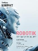 Cover-Bild zu Spektrum Kompakt - Robotik (eBook)