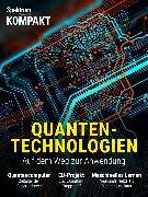 Cover-Bild zu Spektrum Kompakt - Quantentechnologien (eBook)