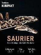Cover-Bild zu Spektrum Kompakt - Saurier (eBook)
