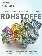 Cover-Bild zu Spektrum Kompakt - Rohstoffe (eBook)