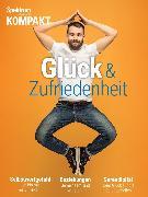 Cover-Bild zu Spektrum Kompakt - Glück & Zufriedenheit (eBook) von Wissenschaft, Spektrum der