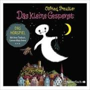 Cover-Bild zu Das kleine Gespenst - Das Hörspiel von Preußler , Otfried