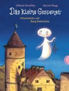Cover-Bild zu Das kleine Gespenst. Tohuwabohu auf Burg Eulenstein von Preußler, Otfried