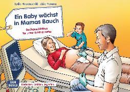 Cover-Bild zu Ein Baby wächst in Mamas Bauch. Kamishibai Bildkartenset von Hauenschild, Lydia