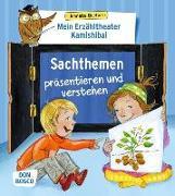 Cover-Bild zu Mein Erzähltheater Kamishibai: Sachthemen präsentieren und verstehen von Boetius, Jeanette