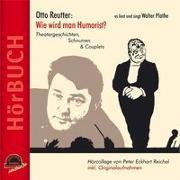 Cover-Bild zu Wie wird man Humorist. CD