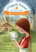 Cover-Bild zu Clover's Luck (eBook) von George, Kallie