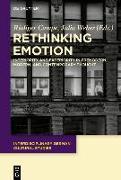 Cover-Bild zu Rethinking Emotion (eBook) von Campe, Rüdiger (Hrsg.)
