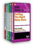 Cover-Bild zu HBR Guides to Being an Effective Manager Collection (5 Books) (HBR Guide Series) von Review, Harvard Business
