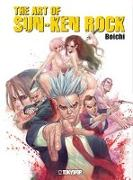 Cover-Bild zu The Art of Sun-Ken Rock von Boichi